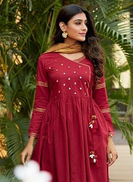 Sanskar Ks Cotton Designer Readymade Collection