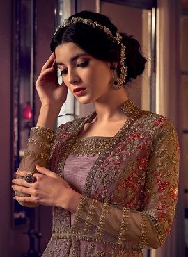 Swagat Snow White 6801 Series Embroidery Salwar Kamez Collection