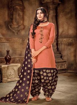 Kapil Aflatune 15 Silk Handwork Designer Dress Material Collection