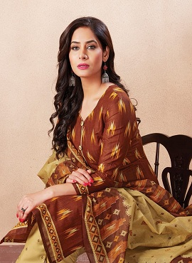 Devi manchali 6 casual wear printed cotton collection