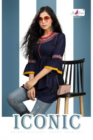 Fly Free Iconic Western Ladies Top Collection