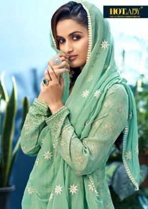 Hot Lady Neeshee 6251 Series Designer Salwar Kameez
