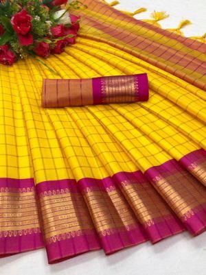Maahi 7 Casual Wear Designer Soft Silk Saree Collection