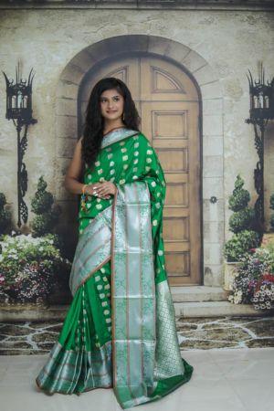 24 Kanjivaram Silk Festive Wear Exclusive Saree Collection
