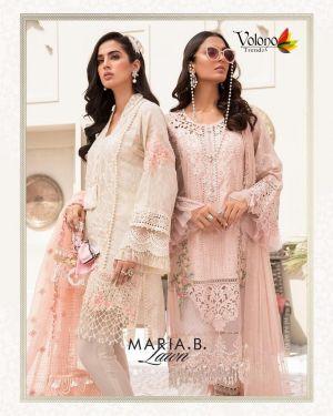 Volono Maria B Lawn Luxury Premium Collection
