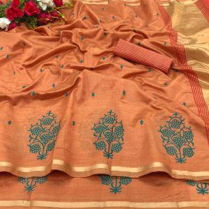 Maahi 11 Party Wear Desinger Silk Saree Collection