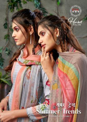 Zulfat Summer Trends Ethnic Wear Designer Dress Material