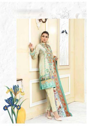 Iris 11 Cotton Karachi Dress Materials Collection