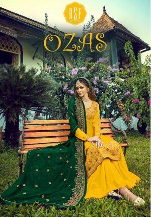 Rsf Ozas Designer HEavy Exclusive Salwar Suits Collection