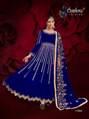 Senhora 17004 Colors Designer Wedding Wear Salwar Kameez
