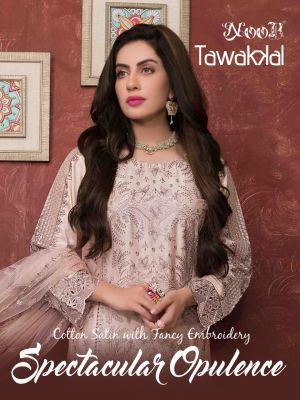Noor Tawakkal Pure Cotton Designer Pakistani Eid Collection