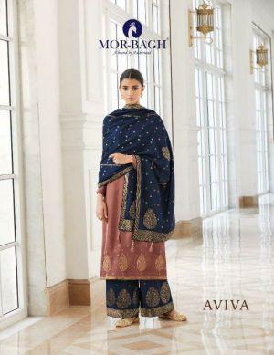 Aashirwad Aviva 8423 Series Designer Exclusive Rich Look Salwar Kameez Collection