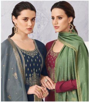 Kesari Masakali 2 Desginer Festive Wear Salwar Kameez Collecton