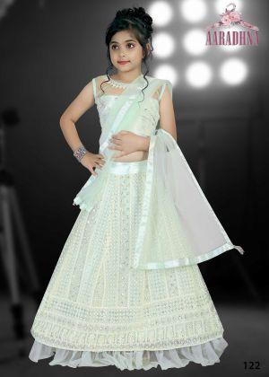Aaradhna 4 Kids Lehenga Collection