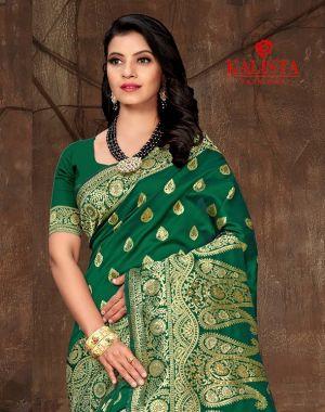 Kalista Akira Banarasi Silk Saree Collection