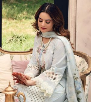 Shree Sobia Nazir Lawn Collection 3 Pakistani Salwar Kameez