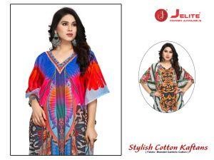 Jelite Stylish Cotton Kaftan Collection