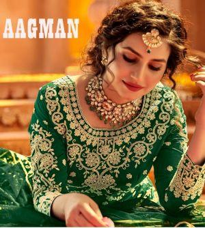 Mrudangi Aagman 2016 Colours Heavy Wear Embroidery Salwar Kameez Collection