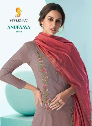 Stylemax Anupama 1 Premium Festive Wear Ready Made Collection