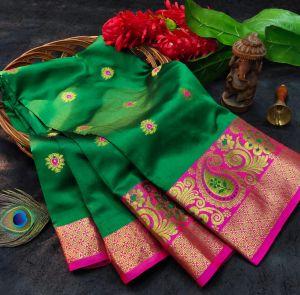 Maahi 23 Party Wear Banarasi Silk Saree Collection