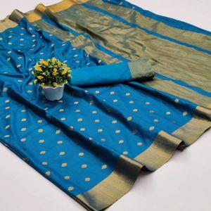 Meera 17 Party Wear Banarasi Silk Saree Collection