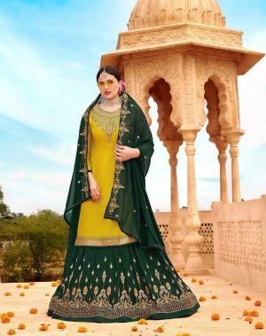 Seriema Shahnaz Georgette With Embroidery Work Salwar Kameez