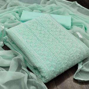 Georgette 1001 Designer Dress Material Collection