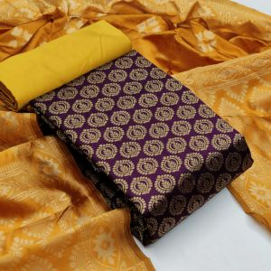 Banarasi 103 Festive Wear Dress Material Collection