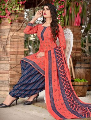 Aarohi 1 Regular Wear Cotton Dress Materail Collection