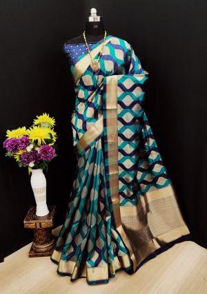 Meera 30 Party Wear Banarasi Silk Saree Collection
