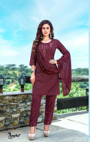 Panghat 5 Festive Wear readymade Suits Collection