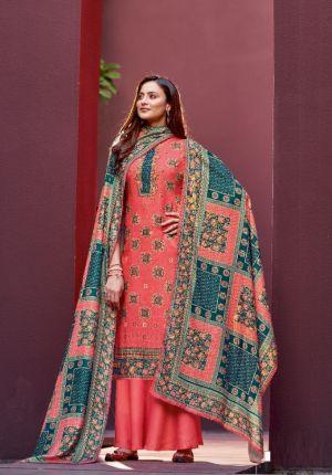 Alok Vaniaa Winter Wear Wool Pashmina collectiton