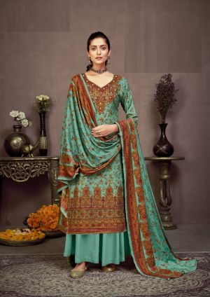 Roli Moli Aaliza Winter Exclusive Wear Pashmina Collection