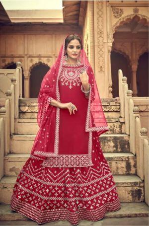 Amyra Kalakari Blooming Georgette Wear Designer Salwar Kameez