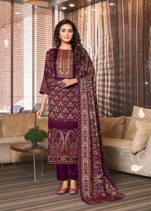 Roli Moli Zaara 3 Winter Wear Pashmina Collection