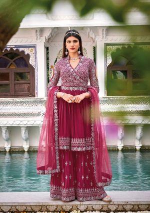 Eba Classic 3 Georgette Wear Designer Salwar Kameez