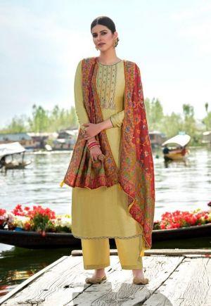 Deepsy Aafreen Mulbeery Silk Designer Salwar Kameez