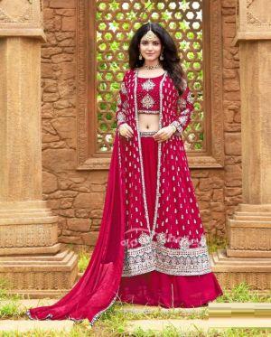 Your Choice Gucee Georgette Wear Designer Salwar Kameez