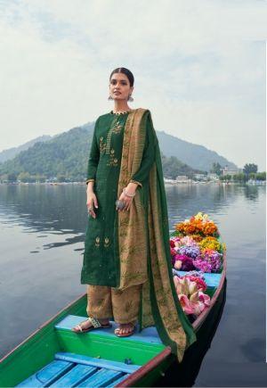 Belliza Nizam E Patiala 4 Pashmina Dress Material Collection