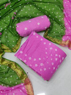 Heavy Badhej 111 Festive Wear Dress Material