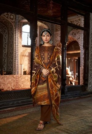 Zulfat Rooh Exclusive Wear Designer Pashmina Collection