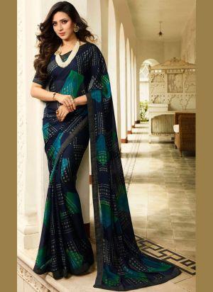 S A39 Casual Wear Vichitra Silk Saree Collection