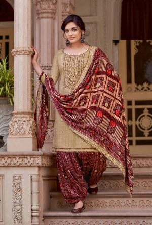 Alok Aanika Exclusive digital Printed Winter Wear Pashmina Collection