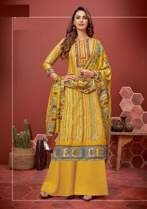 Fyra Makhmali Winter Wear Digital Printed Pashmina Collection