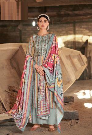 Alok Trapsha Digital Printed Wool Pashmina Collection