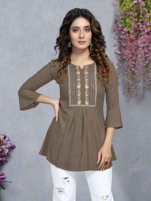 Salsa 8 Fancy Wear Stylish Ladies Top Collection