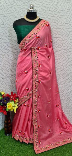 Mahek 52 Designer Worked Saree Collection