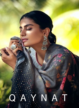 Karma Qaynat 918 Series Designer Dress Material Collection