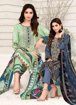 Sapphire Lawn 2 Karachi Dress Materials Collection
