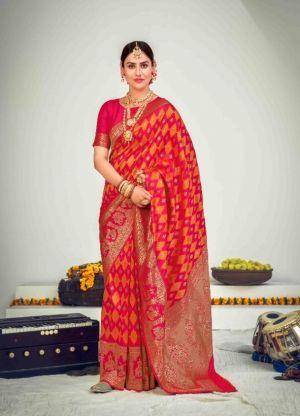 Kf Maharani 2 Festive Wear Banarsi Silk Saree Collection